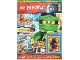 Book No: mag2016njo14de  Name: Lego Magazine Ninjago 2016 Issue 14 (German)