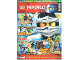 Book No: mag2016njo15de  Name: Lego Magazine Ninjago 2016 Issue 15 (German)