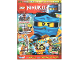 Book No: mag2016njo16de  Name: Lego Magazine Ninjago 2016 Issue 16 (German)