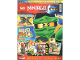 Book No: mag2016njo18de  Name: Lego Magazine Ninjago 2016 Issue 18 (German)