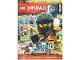 Book No: mag2016njo19de  Name: Lego Magazine Ninjago 2016 Issue 19 (German)