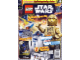 Book No: mag2016sw04pl  Name: Lego Magazine Star Wars 2016 Issue 4 (Polish)