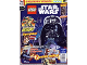 Book No: mag2016sw07pl  Name: Lego Magazine Star Wars 2016 Issue 7 (Polish)
