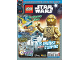 Book No: mag2016sw09fr  Name: Lego Magazine Star Wars 2016 Issue 9 (French)