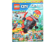 Book No: mag2017cty03de  Name: Lego Magazine City 2017 Issue 3 (German)