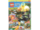 Book No: mag2017cty04de  Name: Lego Magazine City 2017 Issue 4 (German)