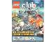 Book No: mag2017de1  Name: Lego Club Magazin (German) 2017 January - February