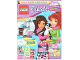 Book No: mag2017frnd01de  Name: Lego Magazine Friends 2017 Issue 1 (German)