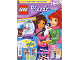 Book No: mag2017frnd01pl  Name: Lego Magazine Friends 2017 Issue 1 (Polish)