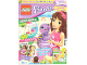 Book No: mag2017frnd04de  Name: Lego Magazine Friends 2017 Issue 4 (German)