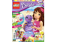 Book No: mag2017frnd04pl  Name: Lego Magazine Friends 2017 Issue 4 (Polish)