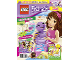 Book No: mag2017frnd06nl  Name: LEGO Magazine Friends 2017 Issue 6 (Dutch)