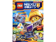 Book No: mag2017nex03pl  Name: Lego Magazine Nexo Knights 2017 Issue 3 (Polish)