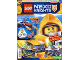 Book No: mag2017nex04pl  Name: Lego Magazine Nexo Knights 2017 Issue 4 (Polish)