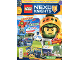Book No: mag2017nex07pl  Name: Lego Magazine Nexo Knights 2017 Issue 7 (Polish)