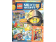 Book No: mag2017nex11de  Name: Lego Magazine Nexo Knights 2017 Issue 11 (German)