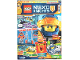 Book No: mag2017nex12de  Name: Lego Magazine Nexo Knights 2017 Issue 12 (German)