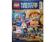 Book No: mag2017nex14en  Name: Lego Magazine Nexo Knights 2017 Issue 14 (English)