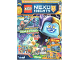 Book No: mag2017nex16de  Name: Lego Magazine Nexo Knights 2017 Issue 16 (German)