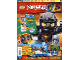Book No: mag2017njo04pl  Name: Lego Magazine Ninjago 2017 Issue 4 (Polish)