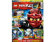 Book No: mag2017njo06cz  Name: Lego Magazine Ninjago 2017 Issue 6 (Czech)