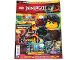 Book No: mag2017njo08pl  Name: Lego Magazine Ninjago 2017 Issue 8 (Polish)