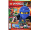 Book No: mag2017njo09pl  Name: Lego Magazine Ninjago 2017 Issue 9 (Polish)