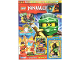 Book No: mag2017njo23de  Name: Lego Magazine Ninjago 2017 Issue 23 (German)