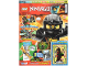 Book No: mag2017njo24de  Name: Lego Magazine Ninjago 2017 Issue 24 (German)