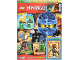 Book No: mag2017njo25de  Name: Lego Magazine Ninjago 2017 Issue 25 (German)