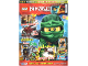 Book No: mag2017njo27de  Name: Lego Magazine Ninjago 2017 Issue 27 (German)