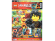 Book No: mag2017njo28de  Name: Lego Magazine Ninjago 2017 Issue 28 (German)