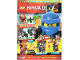 Book No: mag2017njo29de  Name: Lego Magazine Ninjago 2017 Issue 29 (German)