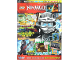 Book No: mag2017njo30de  Name: Lego Magazine Ninjago 2017 Issue 30 (German)