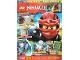 Book No: mag2017njo31de  Name: Lego Magazine Ninjago 2017 Issue 31 (German)