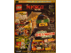 Book No: mag2017tlnm01de  Name: Lego Magazine The LEGO Ninjago Movie 2017 Issue 1 (German)