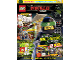 Book No: mag2017tlnm01nl  Name: Lego Magazine The LEGO Ninjago Movie 2017 Issue 1 (Dutch)