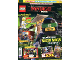 Book No: mag2017tlnm01pl  Name: Lego Magazine The LEGO Ninjago Movie 2017 Issue 1 (Polish)