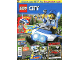 Book No: mag2018cty01pl  Name: Lego Magazine City 2018 Issue 1 (Polish)