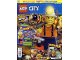 Book No: mag2018cty02pl  Name: Lego Magazine City 2018 Issue 2 (Polish)