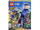 Book No: mag2018cty04pl  Name: Lego Magazine City 2018 Issue 4 (Polish)