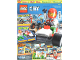 Book No: mag2018cty07de  Name: Lego Magazine City 2018 Issue 7 (German)