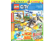 Book No: mag2018ctyx01de  Name: Lego Magazine City 2018 XXL Issue 1 (German)