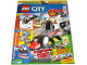 Book No: mag2018ctyx01pl  Name: Lego Magazine City 2018 XXL Issue 1 (Polish)