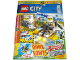 Book No: mag2018ctyx02pl  Name: Lego Magazine City 2018 XXL Issue 2 (Polish)