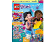 Book No: mag2018frnd02nl  Name: LEGO Magazine Friends 2018 Issue 2 (Dutch)