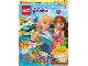 Book No: mag2018frnd03nl  Name: LEGO Magazine Friends 2018 Issue 3 (Dutch)