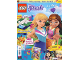 Book No: mag2018frnd03pl  Name: Lego Magazine Friends 2018 Issue 3 (Polish)
