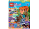 Book No: mag2018frnd04de  Name: Lego Magazine Friends 2018 Issue 4 (German)