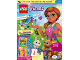 Book No: mag2018frnd04nl  Name: Lego Magazine Friends 2018 Issue 4 (Dutch)